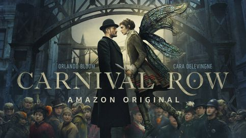 Nuevo teaser de la serie 'Carnival Row' de Amazon Prime Video