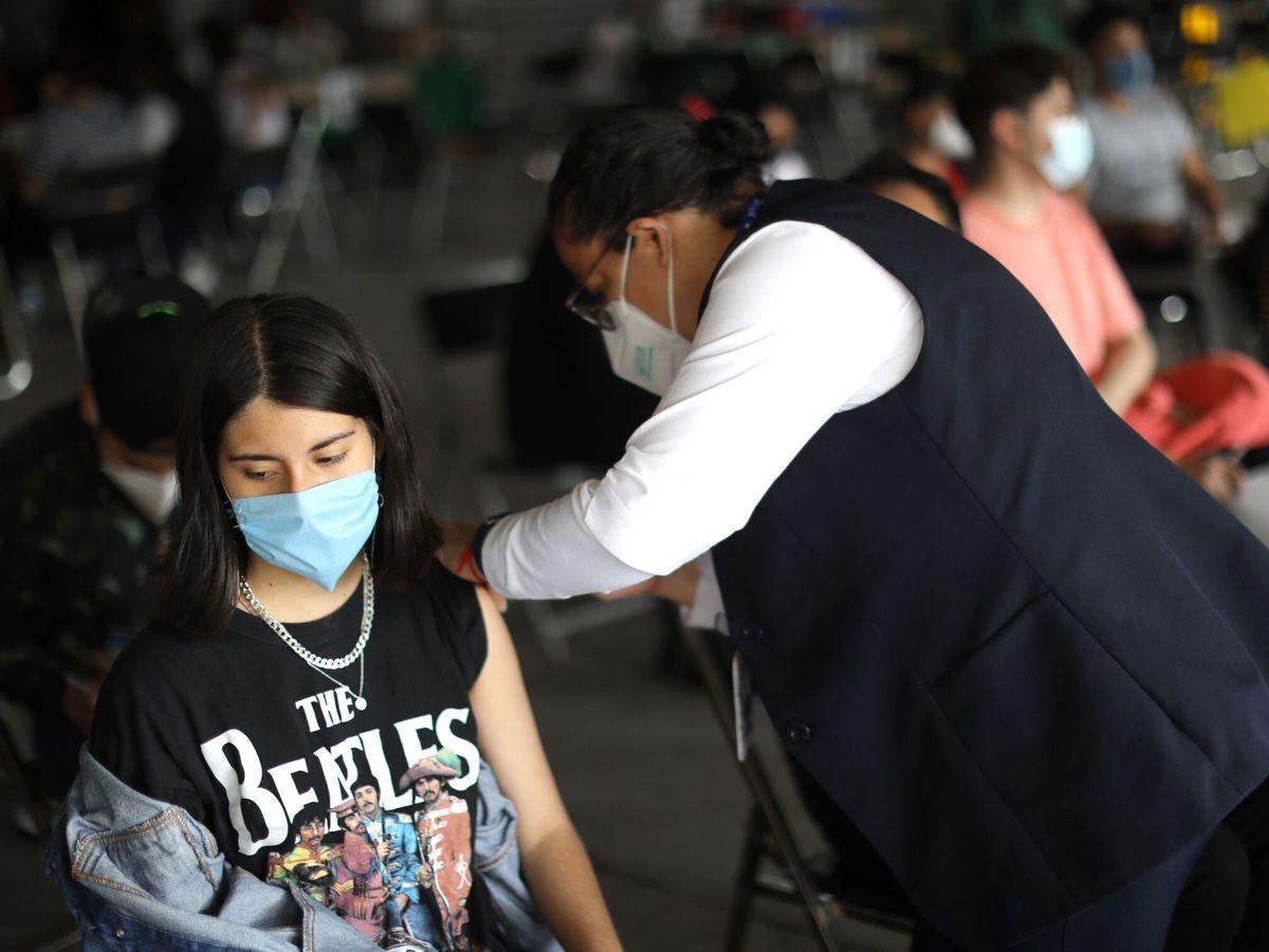 Foto: Vacunación. (EFE)