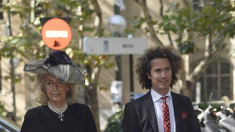 Cayetano Martínez de Irujo, Sofía Palazuelo, Brianda Fitz-James... Todos los invitados a la boda de los Alba