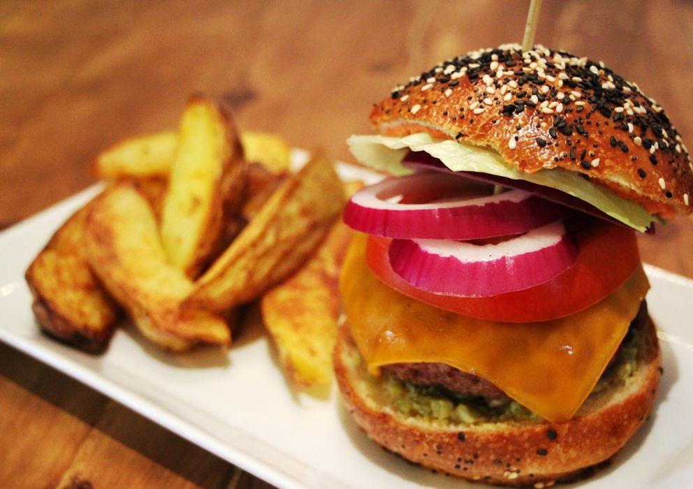 Gastronom a el bistr americano de fonty mucho m s que - Los mejores cursos de cocina en madrid ...