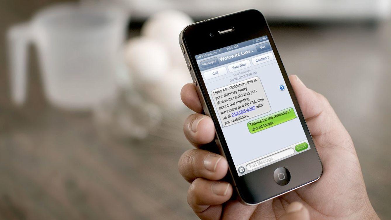 Foto: Cuatro razones por las que el SMS no va a morir (ni lo hará nunca)