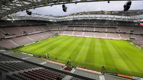 El caos de tráfico de Niza hace insufrible llegar al estadio, pero merece la pena