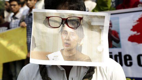 Detened el genocidio en Birmania