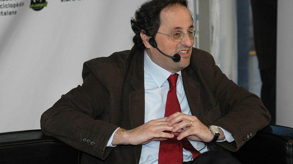 Foto: Fotografía de archivo de Joaquim Torra i Pla. (Josep Renalias, Wikipedia)