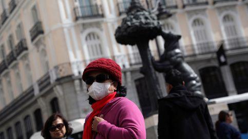El mapa que muestra el impacto del covid en Madrid: busca tu Zona Básica de Salud