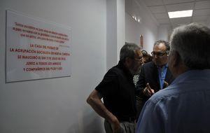 El PSOE subcontrató a UGT para dar cursos de formación en su sede
