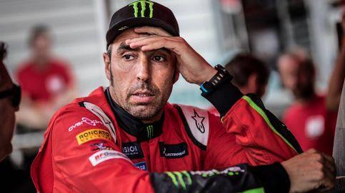 Nani Roma o ese molesto grano para Peugeot en este Dakar
