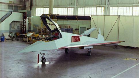 Se cumplen 40 años del F-117 Nighthawk, el temido 'avión invisible'