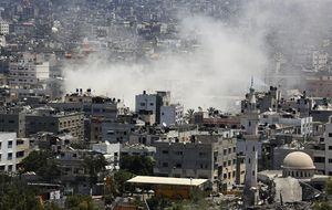 Más de 15 muertos en una escuela en Gaza por un bombardeo israelí
