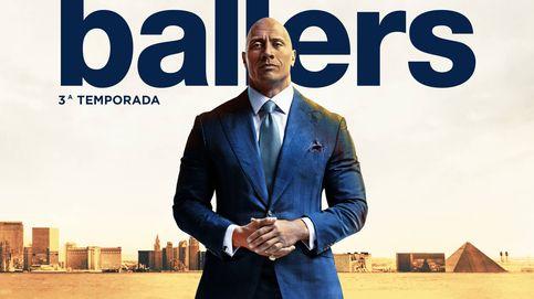 Movistar Series estrena la temporada 3 de la comedia 'Ballers'