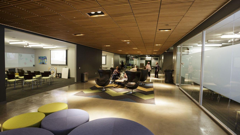 Foto: La sede central de Zappos se encuentra en Las Vegas (Nevada). (James Leynse/Corbis)