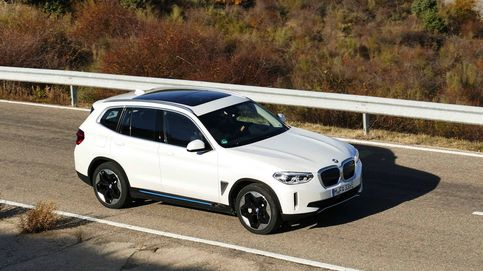 BMW iX3, un cóctel de máxima deportividad y cero emisiones