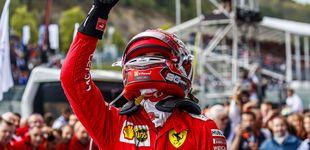 Post de Ferrari tiene nuevo rey: Charles Leclerc, el piloto marcado por la tragedia