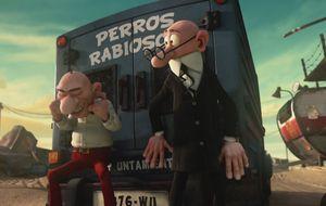 La animación española no encuentra al sustituto de Tadeo Jones