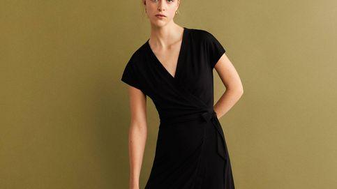El vestido básico de Mango Outlet que cuenta con el sobresaliente de las estilistas