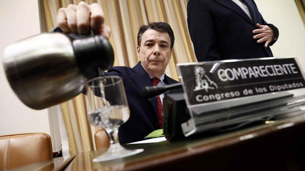 Foto: El expresidente de la Comunidad de Madrid Ignacio González. (EFE)