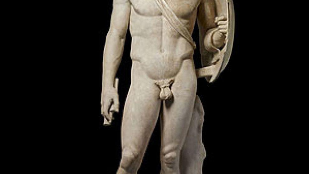 El Museo Británico muestra al emperador Adriano como titán de la antigüedad