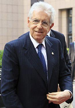 """Foto: Mario Monti apuesta por """"suspender el Calcio dos o tres años"""" para evitar escándalos"""