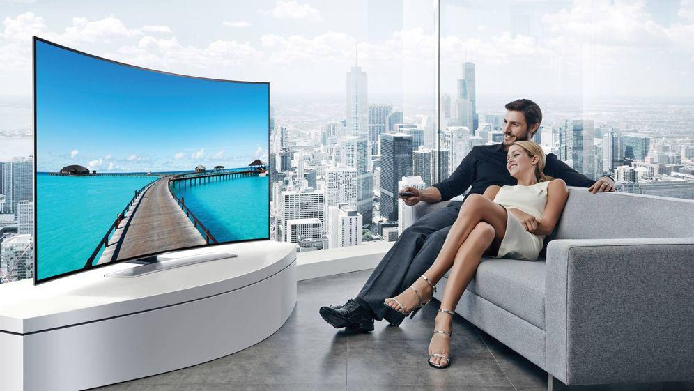 Smart tv esta es la tv en pulgadas y resoluci n que - Tamano televisor distancia ...
