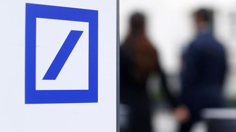 Foto: Oficinas de Deutsche Bank (Reuters)