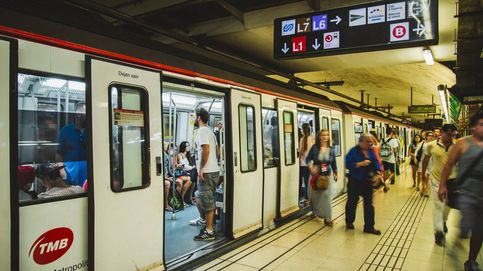 Así es el aire que respiras cuando vas en metro: qué nos enseña Barcelona