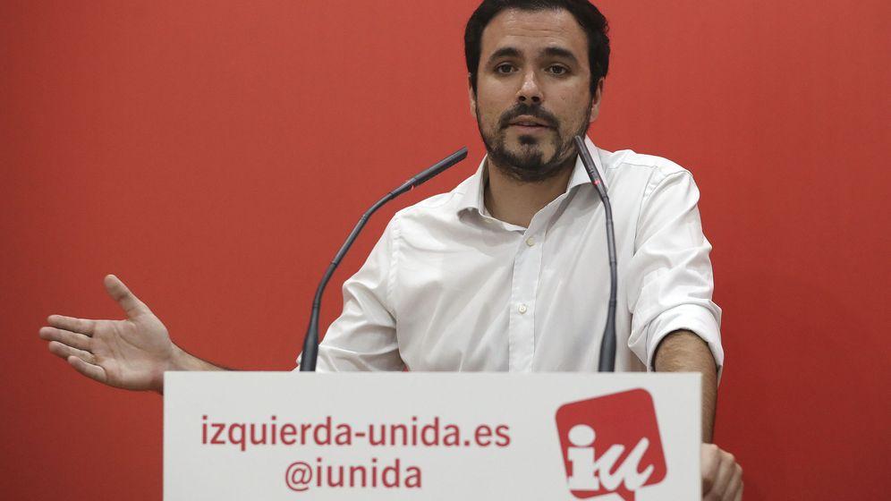 Foto: El coordinador federal de Izquierda Unida, Alberto Garzón. (EFE)