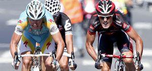 Luis León Sánchez gana la Clásica de San Sebastián batiendo al esprint a Vinokourov