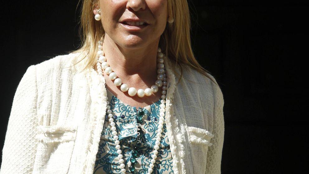 Marina Castaño, absuelta del delito de malversación de fondos