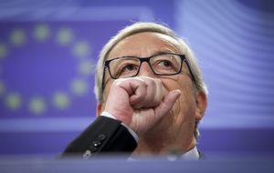 Juncker en la moción de censura: He dado todas las explicaciones