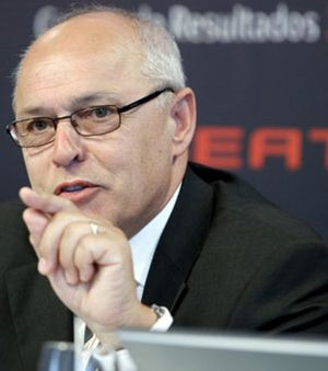 El presidente de Seat amenaza: Audi no fabricará el Q3 en España si no hay más dinero público
