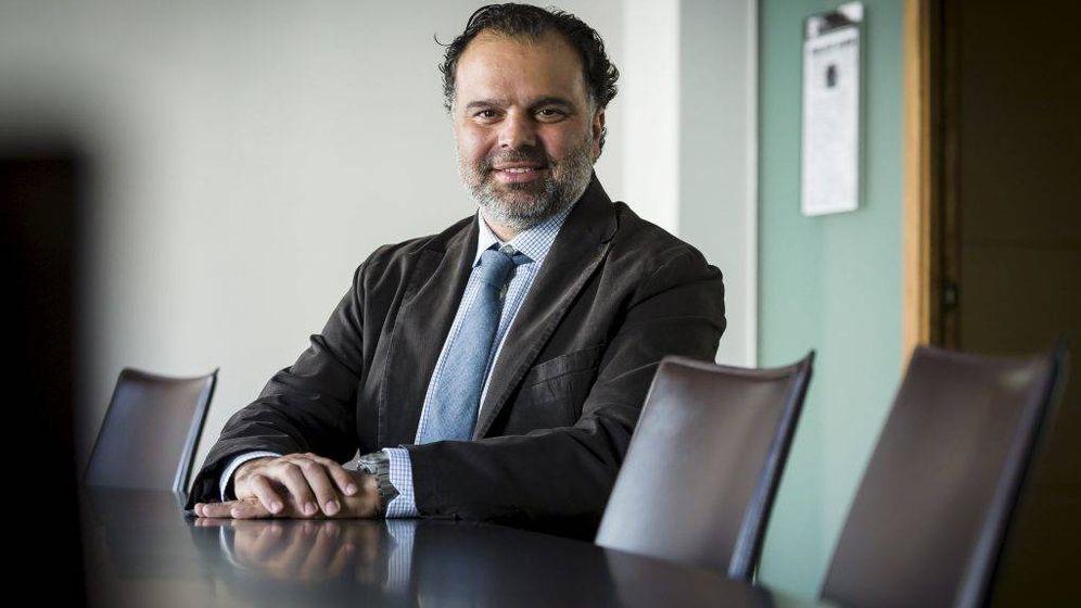 Foto: Fernando de Yarza, presidente de Henneo, en una imagen de archivo.
