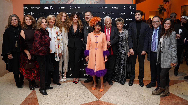 Asistentes a la Smylife Collection Beauty Art Madrid. (Cordon Press)