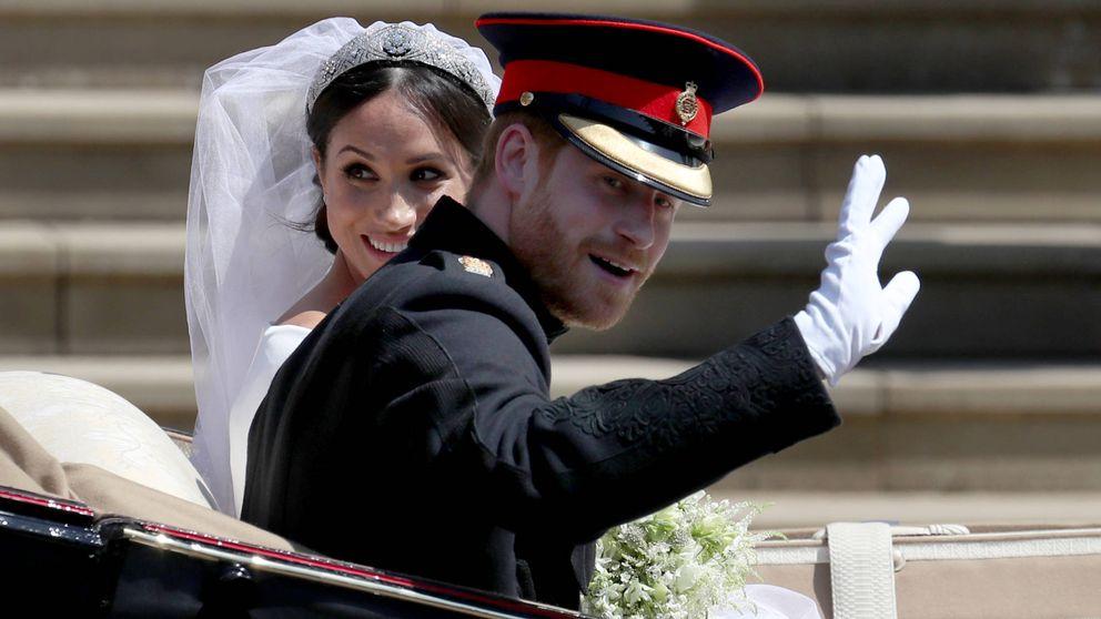 Meghan y Harry, luna de miel a 6.000 euros la noche y guiño a la reina Isabel