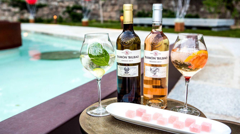 Foto: Rosado Denominación de Origen Rioja y el Verdejo D.O. Rueda protagonizan la nueva propuesta de la bodega.