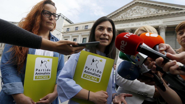 Laura Duarte, animalista, vegana y 'contrapeso' al fichaje de toreros