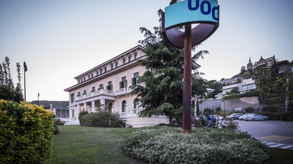 Foto: Sede central de la UOC en Barcelona. (UOC)
