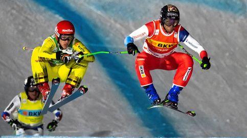 Copa del Mundo de esquí alpino y festival de luces de invierno: el día en fotos