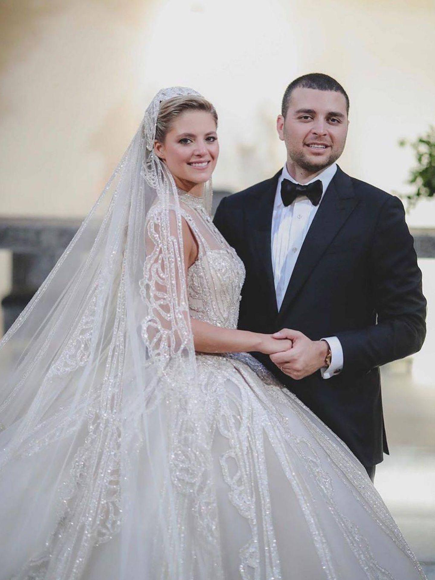 Christina Mourad y Elie Saab Junior (Elie Saab World)