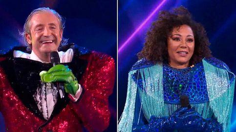 Shock en 'Mask Singer' tras desenmascarar a Josep Pedrerol y Mel B (Spice Girls)