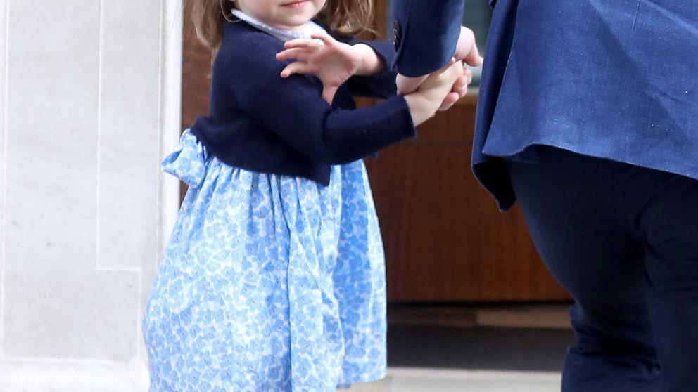 Ha nacido el tercer hijo de Guillermo y Kate, pero es Charlotte la que ha hecho historia