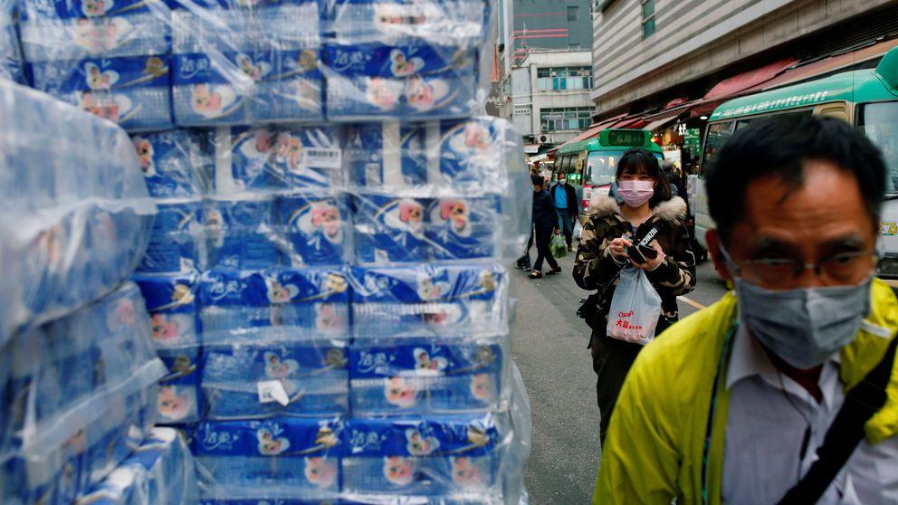 Robar papel higiénico y revender mascarillas: los delitos que acompañan al coronavirus