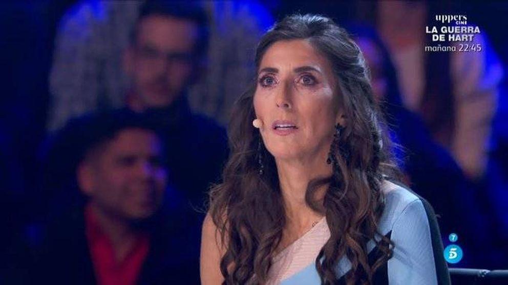 Paz Padilla se rebela ante la actuación más desagradable: ¡Qué c*****!