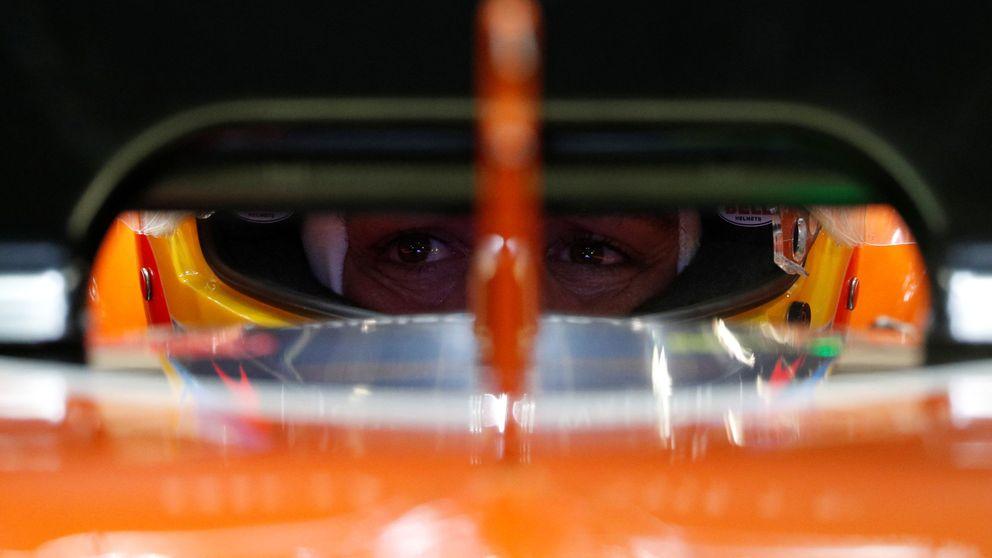 El día que Stoffel Vandoorne puede convertirse en el principal rival de Alonso