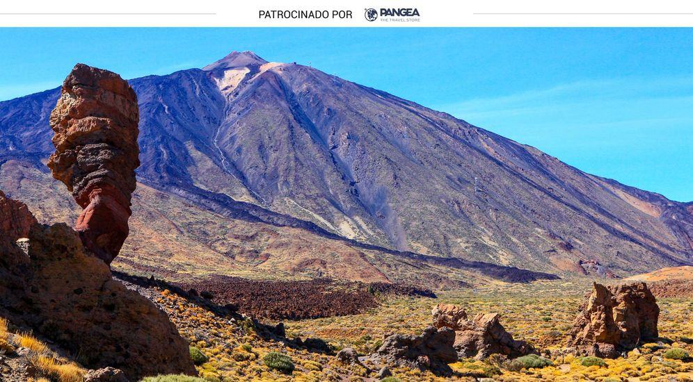 Foto: Parque Nacional del Teide (Shutterstock)