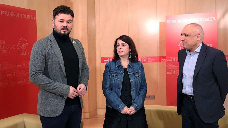 El PSOE se abre ahora a una investidura el 5 de enero para dar mayor margen a ERC