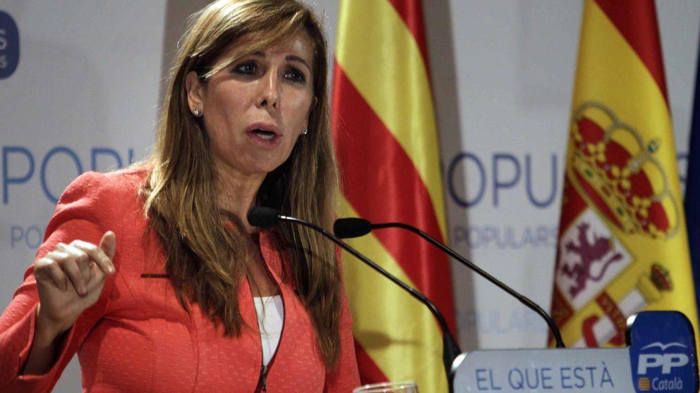 El PP catalán blinda a Camacho en una operación pactada con Moncloa
