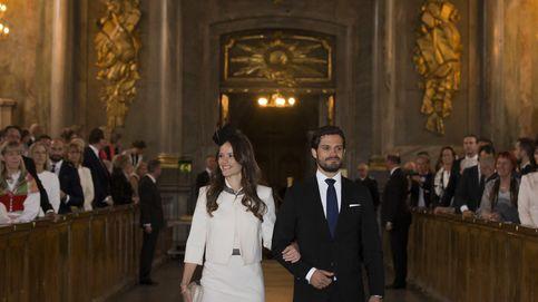 Carlos Felipe y Sofía Hellqvist leen sus amonestaciones antes de la boda