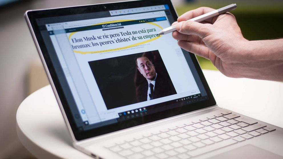Microsoft (por fin) sabe hacer los mejores portátiles: 15 días con la Surface Book 2