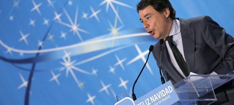 Foto: El presidente de la Comunidad de Madrid y secretario general del PP regional, Ignacio González