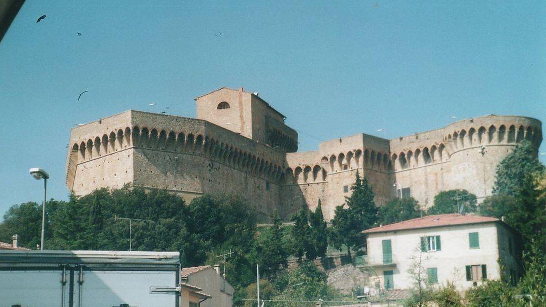 Vista externa de la prisión que alberga el restaurante. (Creative Commons)